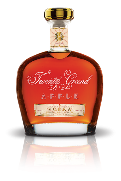 Twenty Grand Apple Vodka