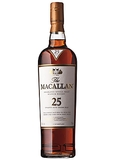 Macallan 25 Yr Single Malt