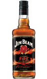 Jim Beam Fire Traveler (Plastic)