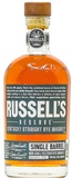 Russell's Reserve Single Barrell Rye