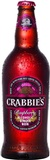 Crabbies Ginger Beer Raspberry